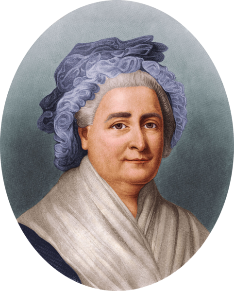 482px-Martha_Washington