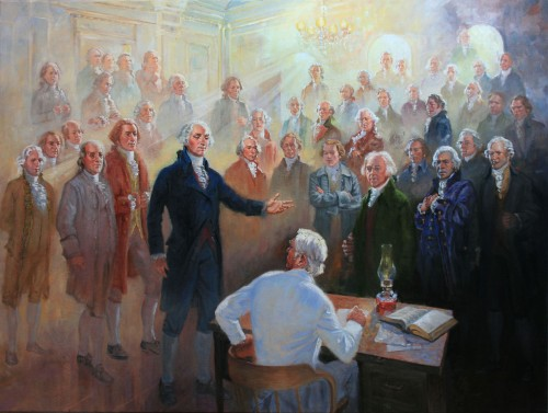 Founding Fathers Vision