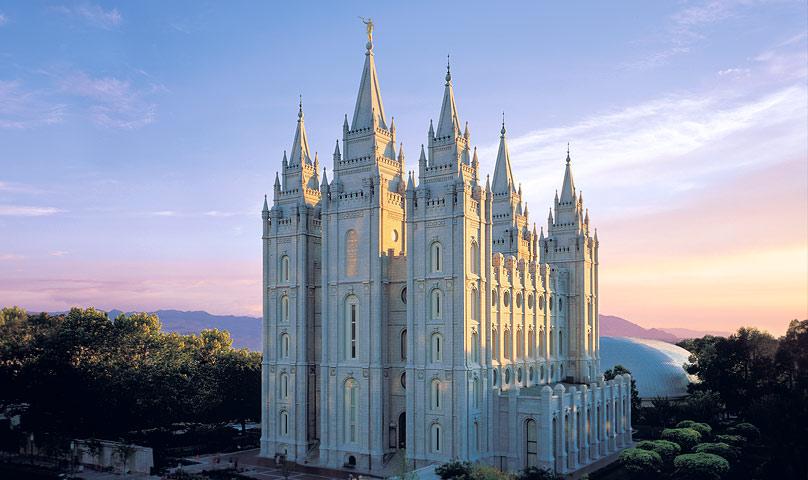 1893 Salt Lake Temple Dedication-Historical and Descriptive Sketch-Mormon-Utah-1st