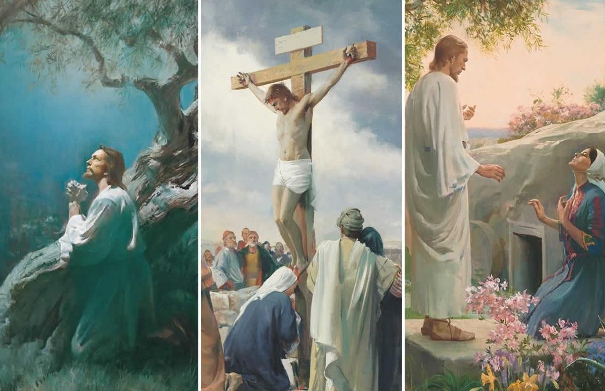 The-Atonement-of-Jesus-Christ