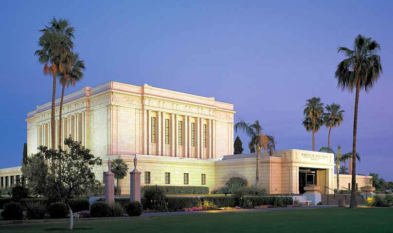 MesaArizona Temple
