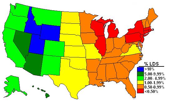 US_LDS_Membership_per_capita_2011